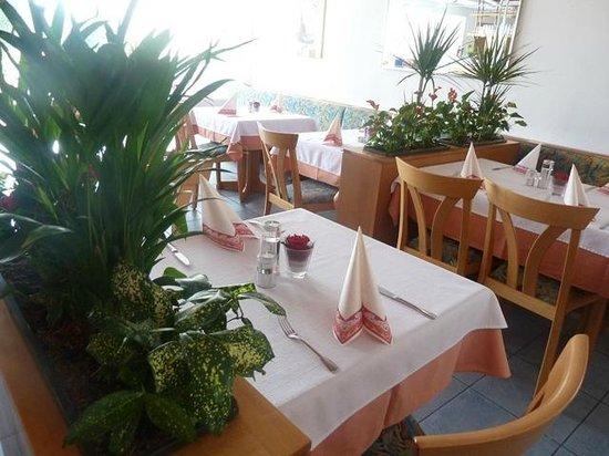 Hotel Seestern: Restaurant