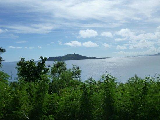 Nukubati Private Island: Surrounding views