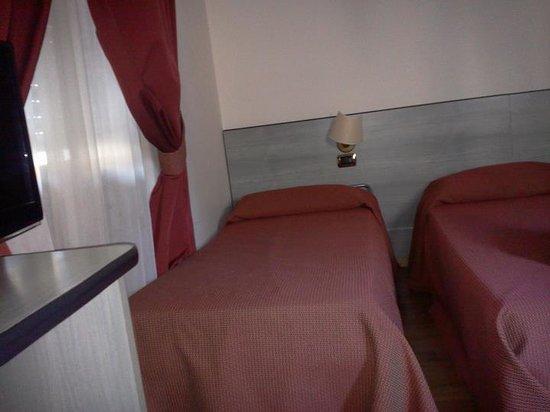 Villa Rosa Hotel: habitaciones