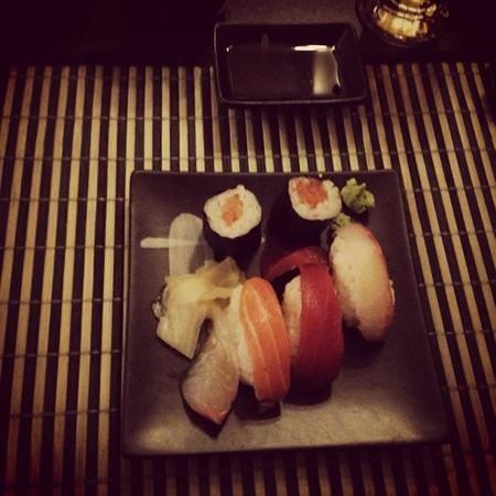 Asahi: sushi meraviglia!