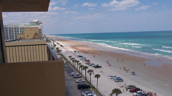 From My Room Picture Of La Playa Resorts Suites Daytona Beach