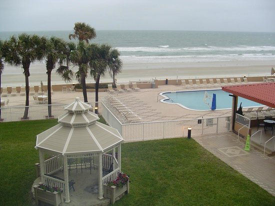 Holiday Inn Hotel & Suites Daytona Beach: View from Room  314