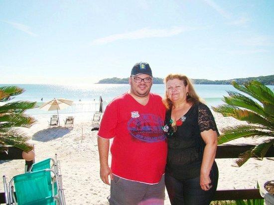 Pousada Bora Bora: Com minha noiva Neide adoramos os dias hospedados