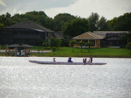 Westgate Lakes Resort & Spa: Boating