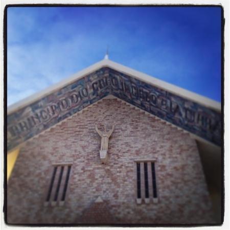 Monte Terminillo, Italy: Chiesa