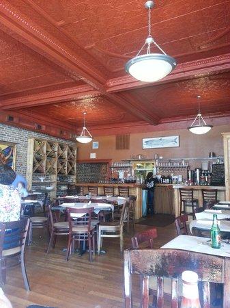 Tamara's Cafe Floridita: Inside the restaurant