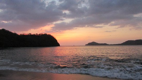 Occidental Papagayo - Adults only: Sunsets from the beach are amazing