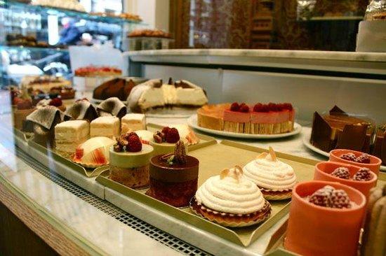 Chocolaterie Pompadour: Sweets