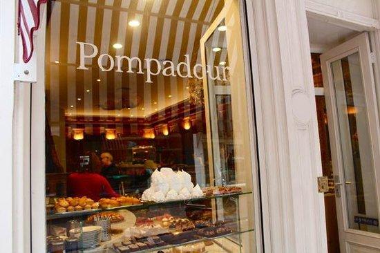Chocolaterie Pompadour: Pompadour