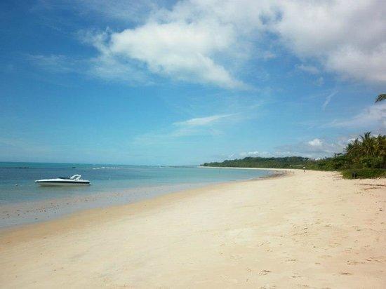 Canto d'Alvorada Hotel Pousada: playa