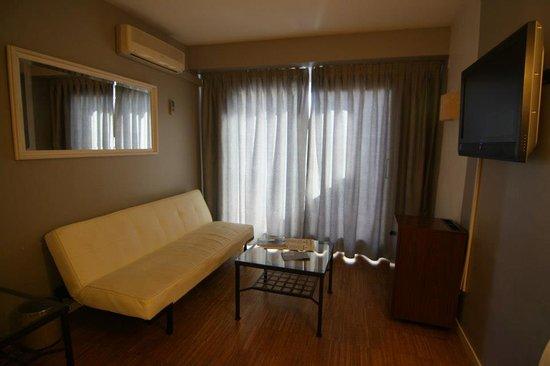 Hotel Subur: comedor