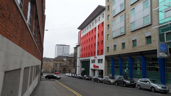 Ibris Hotel Picture Of Ibis Glasgow City Centre Sauchiehall
