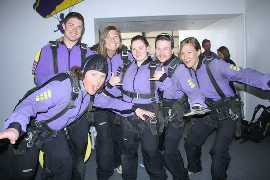Mile-Hi-Skydiving : We are soooo ready to jump