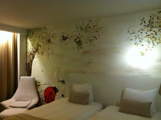 Hotel BLOOM!: room 625