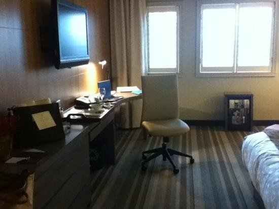 Auberge Godefroy Hotel, Spa and Golf: work station