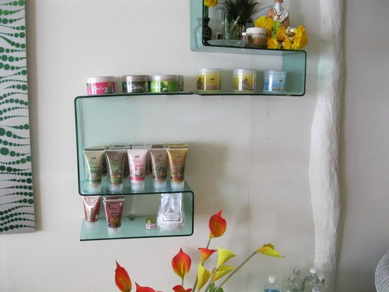 Serenity Massage and Spa: Products