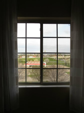TownePlace Suites Bentonville Rogers : view from room