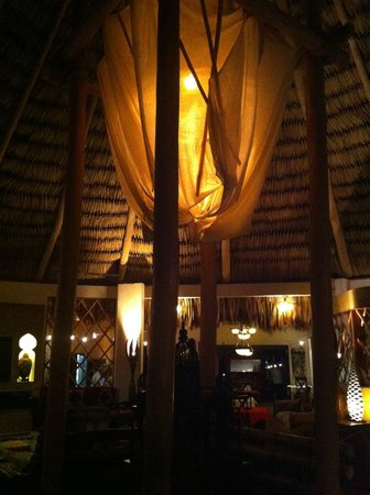 Mambo Restaurant : Lobby area