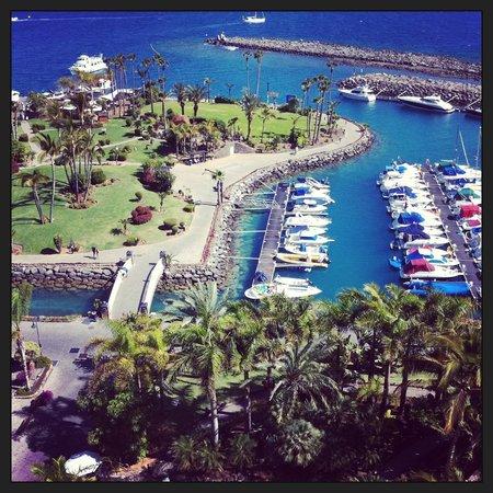 Club Gran Anfi: The Anfi marina