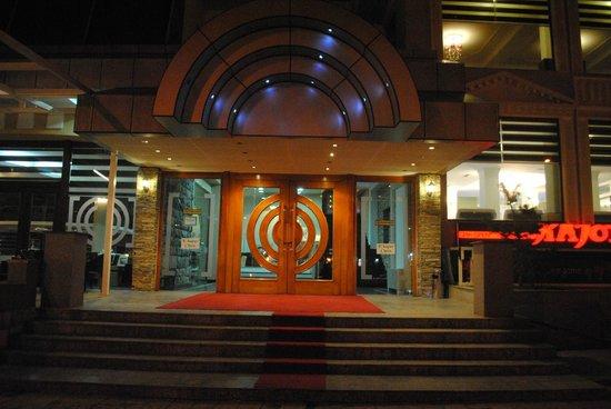 Hotel Theranda: Hotel