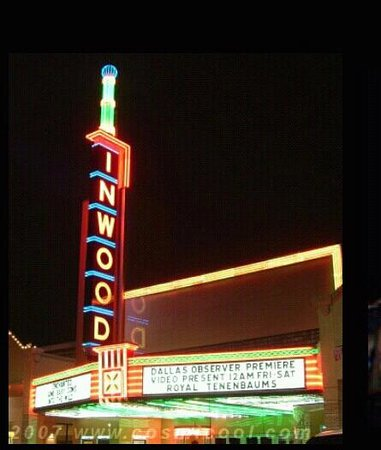 fantastic classy art deco movie theatre review of inwood theater