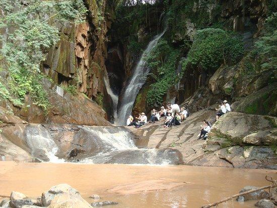 Botucatu, SP: Cachoeira Indiana 14/04/2013