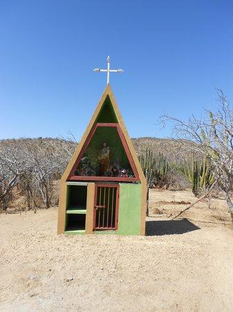 La Candelaria: Church....