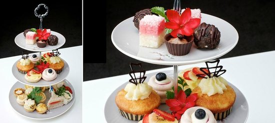The Tea House Cafe & Restaurant: The Tea House - High tea