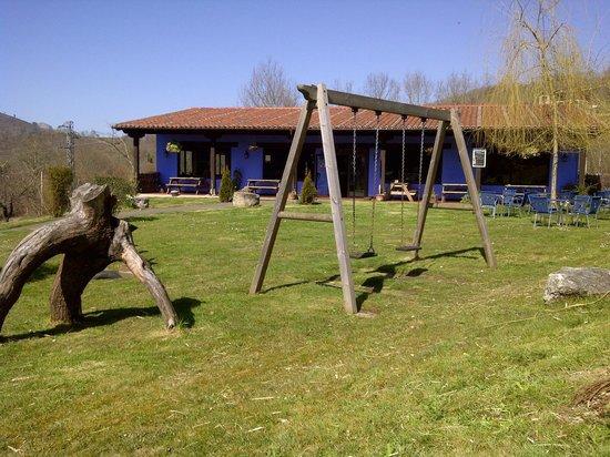 Sidreria El Prau: exterior
