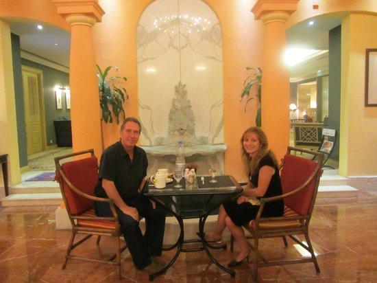 โรงแรมเชอราตัน เดรา: Dinner