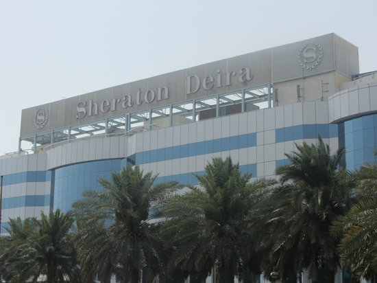 Grand Excelsior Hotel Deira: Front view of hotel
