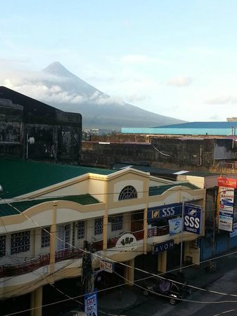 Tabaco City, Filipinas: Wonderful view