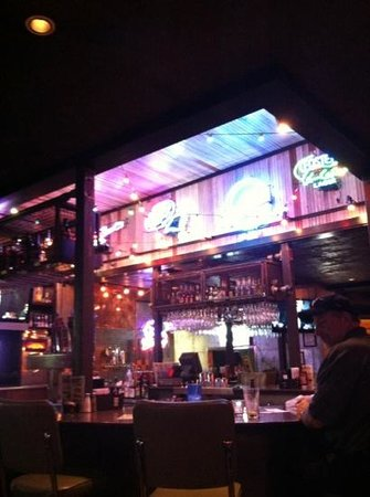 Razzoo's Cajun Cafe: razoos bar