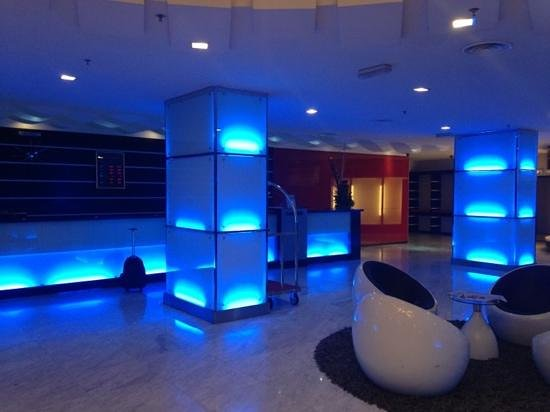 Promenade Hotel Tawau : Reception