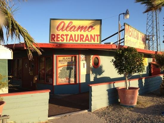 Alamo Restaurant, Salton City CA