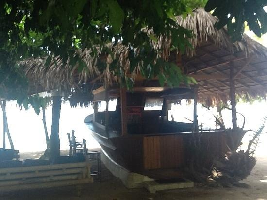 Siladen Resort & Spa: bar