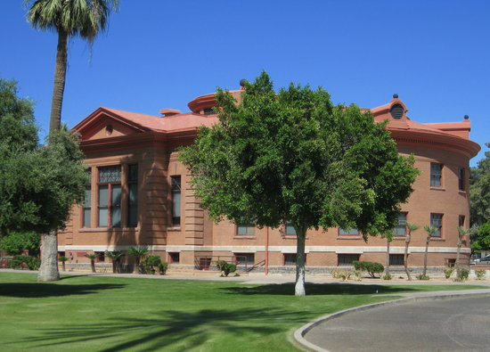 Arizona Hall of Fame Museum