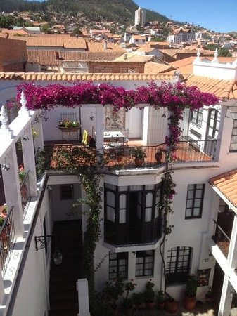 El Hostal de Su Merced: lovely hotel