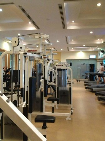 Gym Picture Of Hard Rock Hotel Riviera Maya Puerto
