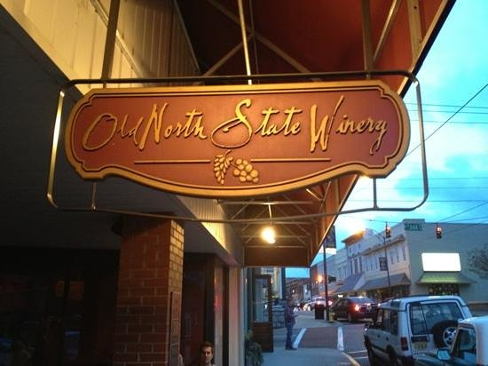 Old North State Winery and Brewery: Thursday night features live music.
