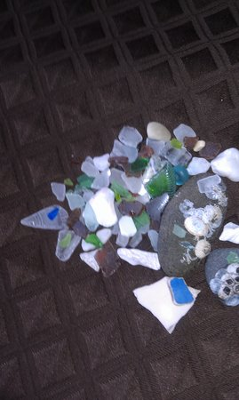 Red Lion Hotel Port Angeles: Sea Glass by the hotel