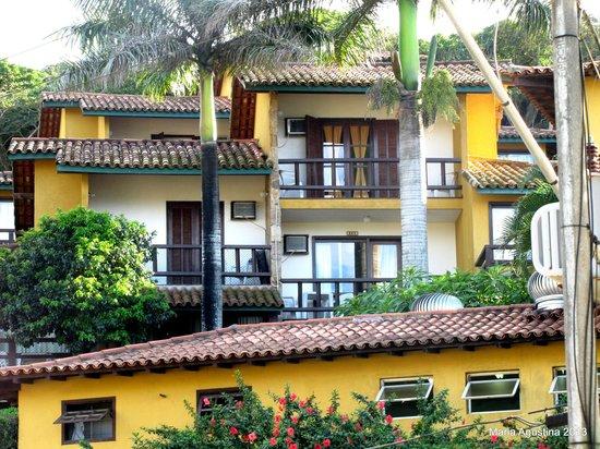 La Boheme Hotel e Apart Hotel: Habitaciones con vista al mar