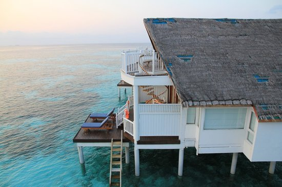 Centara Grand Island Resort & Spa Maldives: ...