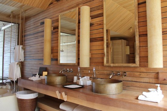 Six Senses Con Dao: bathroom