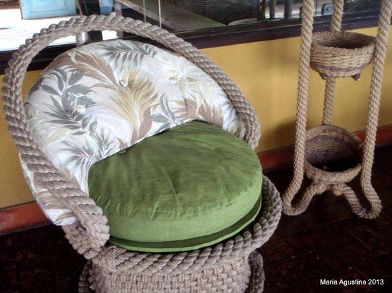 La Boheme Hotel e Apart Hotel: Salón de tv. y juegos
