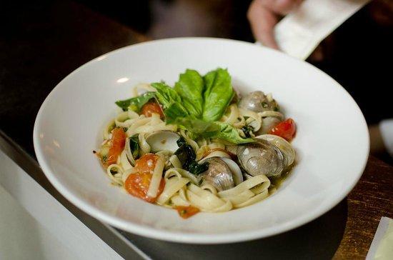 Gnocchi parmigiano picture of arturo boada cuisine for Arturo boada cuisine houston tx