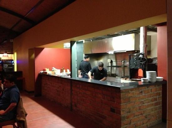 Colima Capital : Excelente cocina
