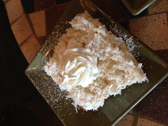 Cyn Shea's Cafe : Coconut cake