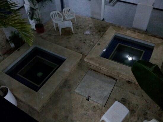 La Ballena Azul Hotel: hidros