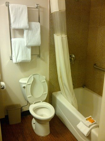 La Quinta Inn & Suites JFK Airport: Bathroom